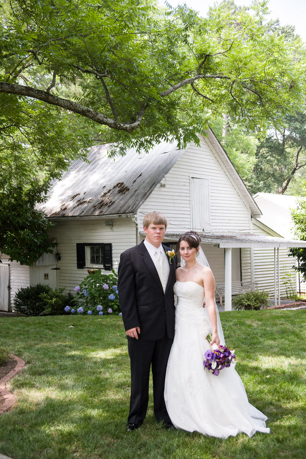 Magnolia Manor Greenville South Carolina Wedding