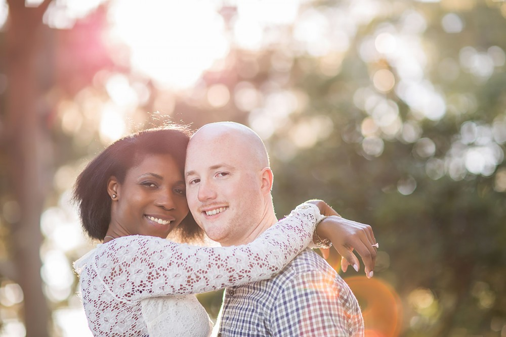 Engagement Portraits in Saint Augustine, Florida by Hundreds of Moments LLC