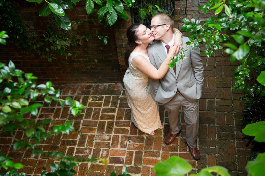 Waldos Secret Garden Wedding Vero Beach Florida
