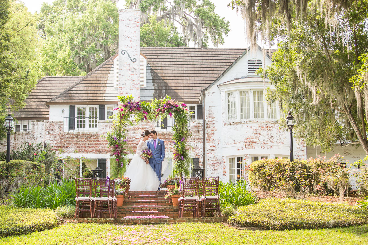 Orlando Wedding Photographer Hundreds of Moments | Peachtree House